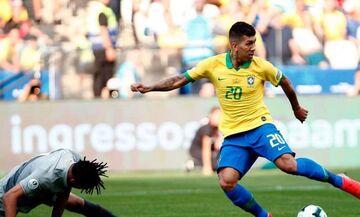 Βραζιλία-Σενεγάλη 1-1: Γκολ-ποίημα από τον Φιρμίνο - Εκατό συμμετοχές ο Νεϊμάρ (vid)