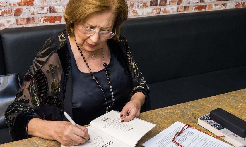 Παρουσιάστηκε το βιβλίο της Τζένης Μανάκη, «Για την Ελίζα» (pics)