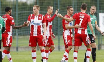 Κύπελλο Σερβίας: Ο Ερυθρός Αστέρας 8-0 την Τρέπτσε, «καρέ» ο Σίμιτς