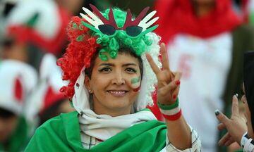 Ιράν: Ο Ανσαριφάρντ σημείωσε τέσσερα γκολ στο ιστορικό ματς παρουσία 3.000 γυναικών (pics, vids)
