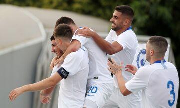Τσεχία - Ελλάδα 1-1: Mε δέκα παίκτες και σκόρερ τον Μπουζούκη (pic)
