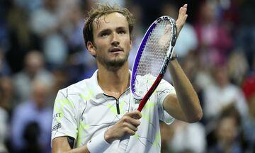 Shanghai Masters: Στους «4» Μεντβέντεφ, αντίπαλος με Τσιτσιπά ή Τζόκοβιτς