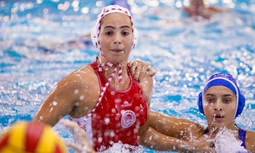 Ολυμπιακός: Με τον Εθνικό ως τυπικά φιλοξενούμενες