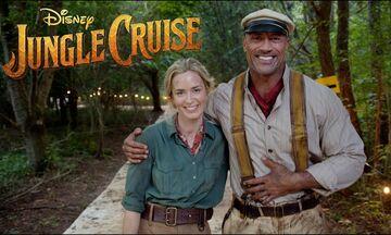 Jungle Cruise - To τρέιλερ της νέας ταινίας της Disney (vid)