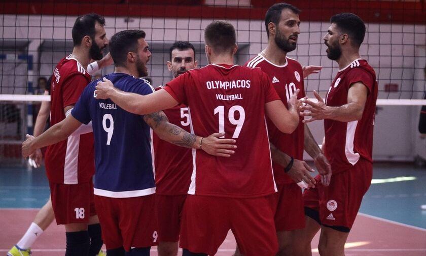 Επόμενος σταθμός η Κηφισιά για τον Ολυμπιακό στο Ζηρίνειο