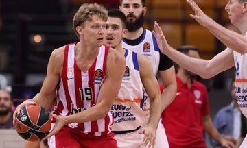 Κουζμίνσκας: «Δεν κερδίσαμε απλά, παίξαμε σπουδαίο μπάσκετ»