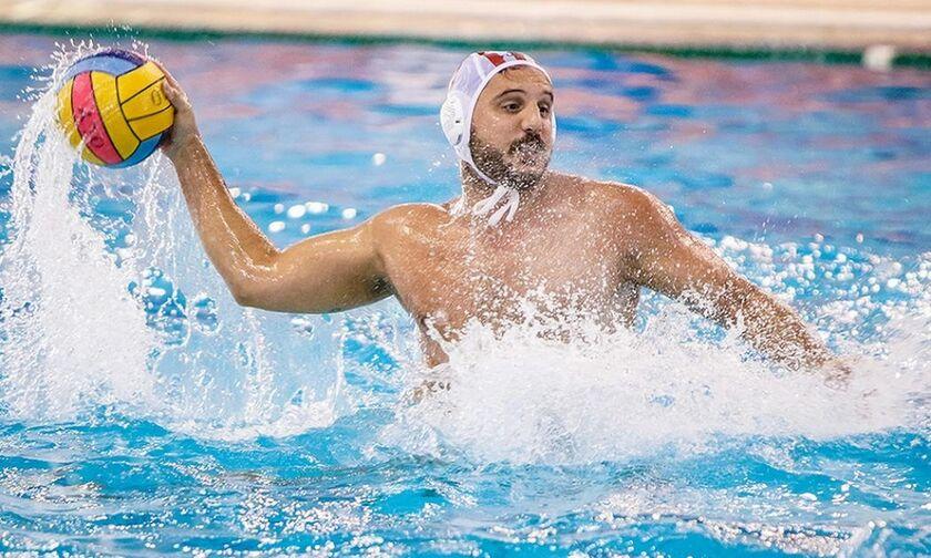 Ολυμπιακός - ΝΟ Χίου 23-4: Πόλο σε... υψηλές ταχύτητες