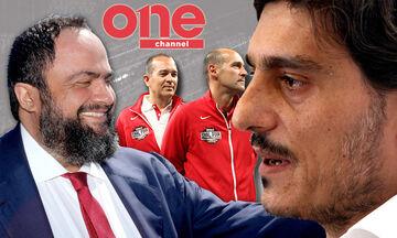 Μαρινάκης και One TV, ο ασθενής Γιαννακόπουλος, οι Αγγελόπουλοι και ο μπαμπάς Σπανούλης...