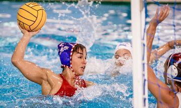 Ο Ολυμπιακός συνέτριψε 17-4 τον Εθνικό και πάει Βουδαπέστη!