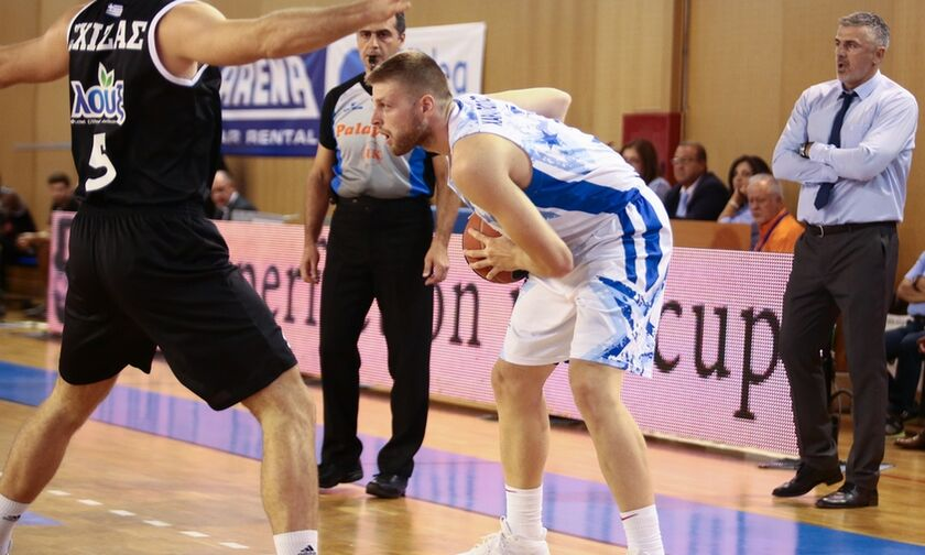 Ιωνικός - ΠΑΟΚ 83-66: Με σούπερ Χαραλαμπόπουλο (highlights)