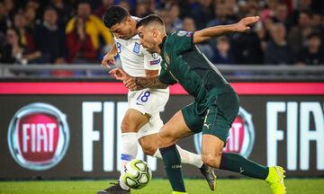 Ιταλία-Ελλάδα: Το γκολ του Μπερναρντέσκι για το 2-0 (vid)