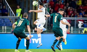 Ιταλία - Ελλάδα 2-0: Άντεξε 60 λεπτά... (highlights)