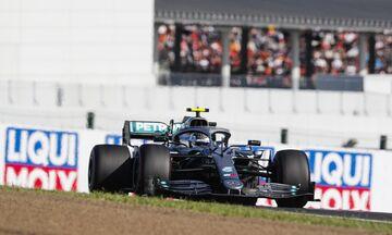 Grand Prix Ιαπωνίας: Νίκη για Μπότας, πρωταθλήτρια για έκτη συνεχόμενη χρονιά η Mercedes