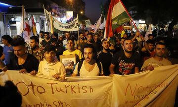 Διαδηλώσεις Κούρδων σε Αθήνα, Θεσσαλονίκη και ευρωπαϊκές πρωτεύουσες (vids)