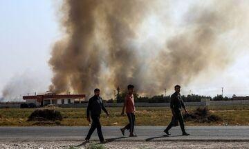 Συρία: 785 ξένοι που σχετίζονται με το Ισλαμικό Κράτος δραπέτευσαν από στρατόπεδο