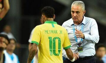 Tραυματίστηκε ο Νεϊμάρ στο φιλικό Βραζιλία - Νιγηρία 1-1 (vid)