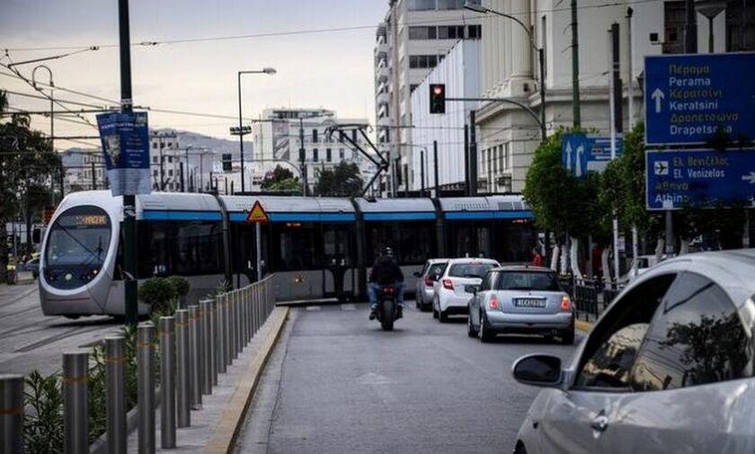 Τραμ Πειραιά: Δείτε μέχρι πότε θα γίνονται δοκιμαστικά δρομολόγια