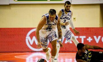 Λάρισα - Άρης 92-78: Η πρώτη της νίκη στο πρωτάθλημα (vid)