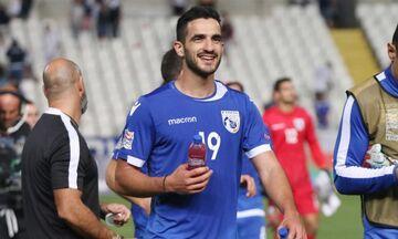 Kύπρος - Ρωσία 0-5: Ο Λαΐφης δέχθηκε κίτρινη, ο διαιτητής το ξανασκέφτηκε και τον απέβαλε! (vid)