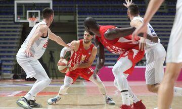 ABA League: Γκιστ για... Όσκαρ, αλλά ήττα για τον Ερυθρό Αστέρα από τη Μπούντουτσνοστ (vid)