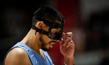 Ζενίτ: Με μάσκα ο Αγιόν, παίζει με Ολυμπιακό (pics)