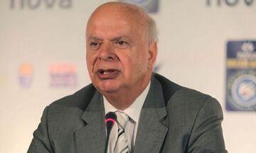ΕΟΚ κατά Αυγενάκη: «Αντισυνταγματικό και επικίνδυνο νομοσχέδιο»