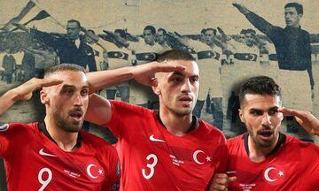 Στρατιωτικός χαιρετισμός Τούρκων αθλητών: Μια φωτογραφία του 1931, χίλιες... απορίες (pic)