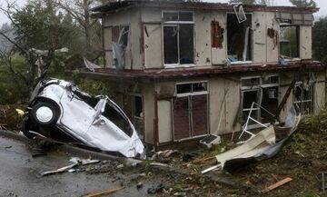 Τυφώνας Χαγκίμπις: Πάνω από 35 τα θύματά του στην Ιαπωνία