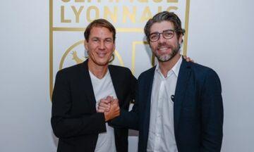 Λιόν: Και επίσημα ο Γκαρσία νέος τεχνικός (pic)