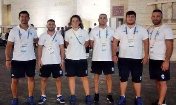 Πάλη: Με όνειρα για διάκριση πέντε αθλητές στη Ντόχα