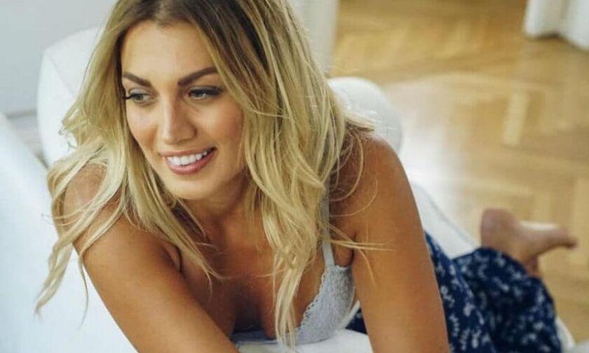 Κωνσταντίνα Σπυροπούλου: Sexy εμφάνιση στο Instagram