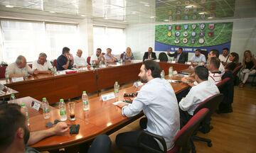 Super League: Έκτακτο διοικητικό συμβούλιο για το μέλλον του πρωταθλήματος