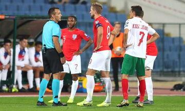 UEFA: Κλήση σε απολογία για Βουλγαρία και Αγγλία