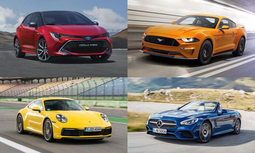 Tα 10 μακροβιότερα ονόματα αυτοκινήτων! (pics)