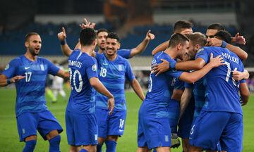 Ελλάδα-Βοσνία: Τα γκολ του Παυλίδη και του Γκόγιακ για το 1-1 στο ημίχρονο (vids)