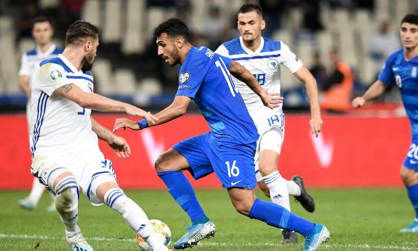 Ελλάδα - Βοσνία 2-1: Τα highlights της πρώτης νίκης του Φαν'τ Σιπ (vid)