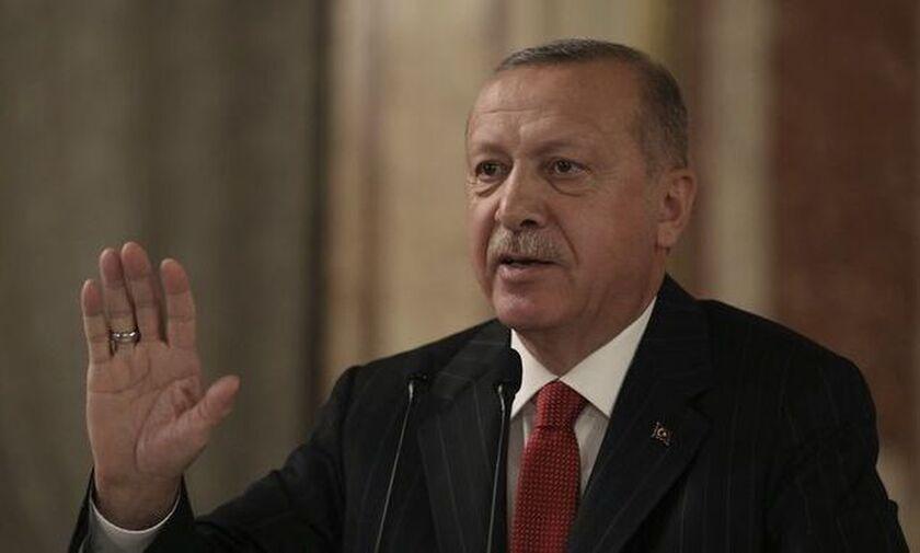 Ερντογάν: «Κατάπαυση του πυρός, μόνο όταν η Τουρκία επιτύχει τον σκοπό της» (vid)
