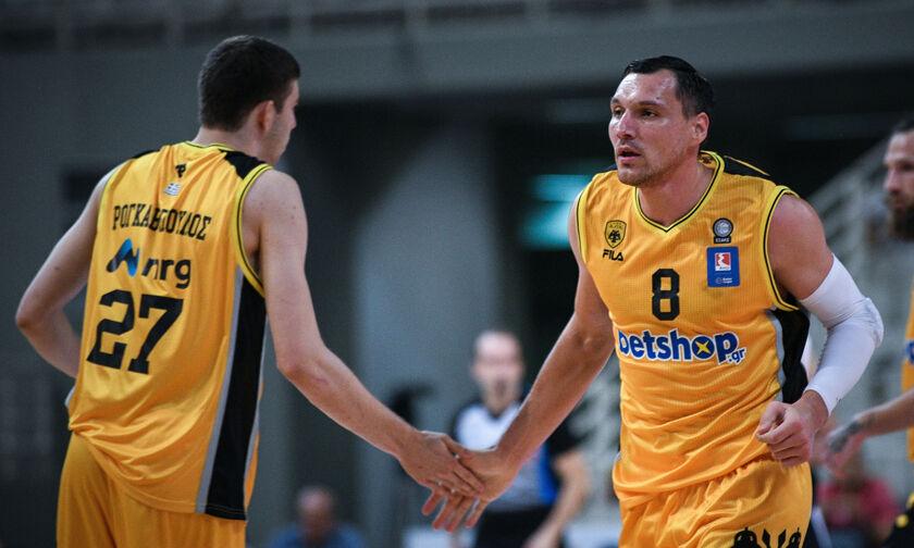 Basketball Champions League: Πρεμιέρα της ΑΕΚ με Ορτέζ