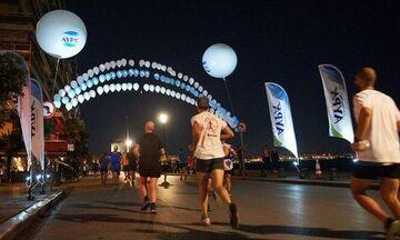 Ξεκινάει ο 8ος Διεθνής Νυχτερινός Ημιμαραθώνιος Θεσσαλονίκης - Dole!