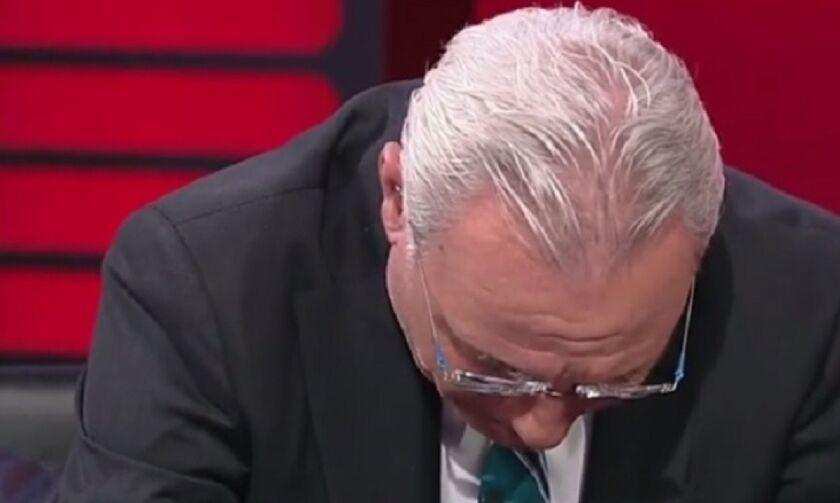 Ο μεγάλος Χρίστο Στόιτσκοφ κλαίει μιλώντας για τις ρατσιστικές επιθέσεις στη Βουλγαρία (vid)