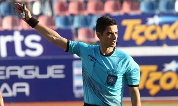 Super League: Ο Παπαδόπουλος διαιτητής στο Ολυμπιακός - ΟΦΗ