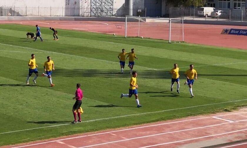 Κύπελλο Ελλάδας: Αιολικός - Νίκη Βόλου 1-0: Άντεξε στην πίεση η ομάδα της Μυτιλήνης