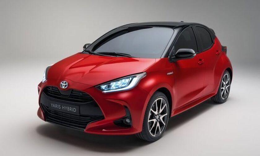 Επίσημη πρώτη για το νέο Toyota Yaris!