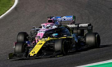 Η FIA κατάσχεσε τα τιμόνια της Renault μετά από καταγγελία της Racing Point