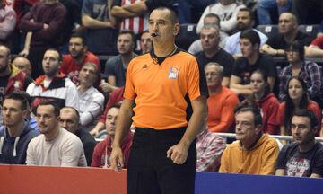 EuroLeague: Οι διαιτητές του Ολυμπιακός - Ζενίτ Αγ. Πετρούπολης