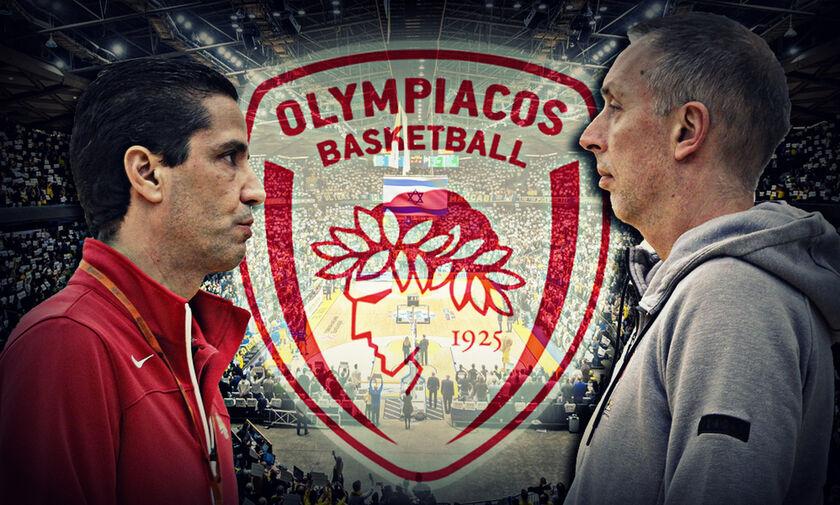 Σφαιρόπουλος vs Τόμιτς: Στον Πειραιά συνεργάτες, στο Τελ Αβίβ αντίπαλοι!