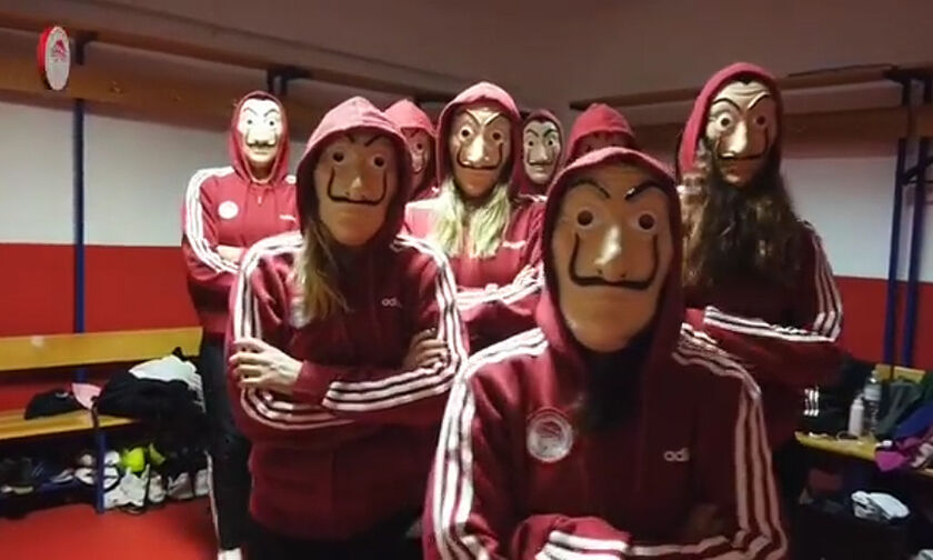 Ολυμπιακός: Το εντυπωσιακό video της γυναικείας ομάδας βόλεϊ, ενόψει της έναρξης του πρωταθλήματος!