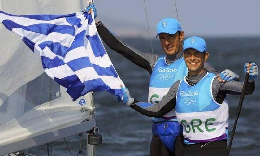«Στα μαχαίρια» Μάντης - Καγιαλής με την Ομοσπονδία Ιστιοπλοΐας για την ολυμπιακή πρόκριση