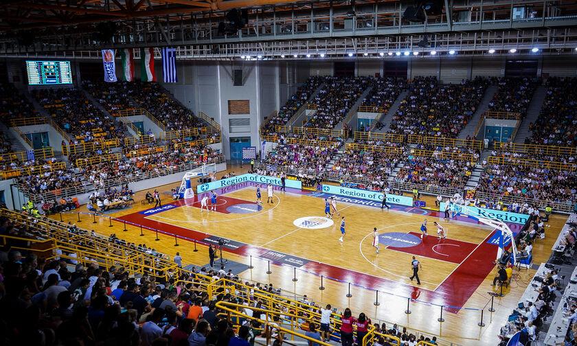 Στο Ηράκλειο Κρήτης το φετινό All Star Game της Basket League