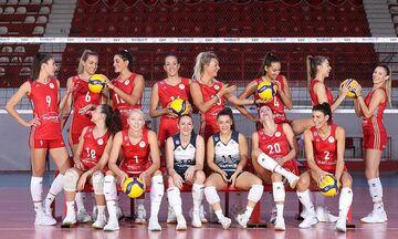 To όνειρο των κοριτσιών του Ολυμπιακού (vid)